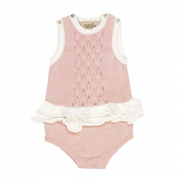 Memini Barbro romper, faded rose