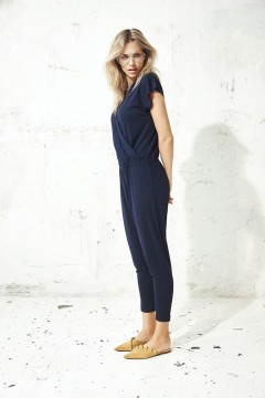 Freequent | Amy Jumpsuit, Navy