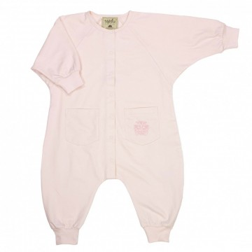 Memini Happy Suit, pale pink