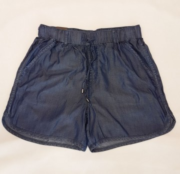 Freequent | Allie Shorts, Medium Blue