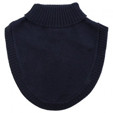 Nordic Label | Knit Wool Neckwarmer, Total Eclipse
