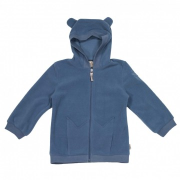 Memini | Alaska Fleece Hoodie, moonlight blue