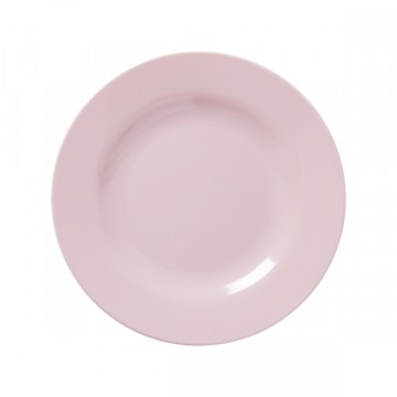 Rice | Melamine Side Plate Soft Pink