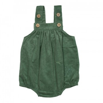 Memini | Wally Romper, Duck Green