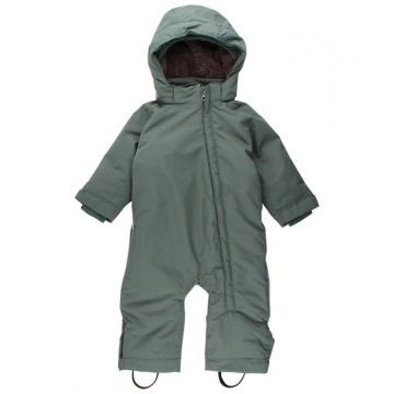 En Fant | Forrest Wholesuit / Vinterdress Duck Green