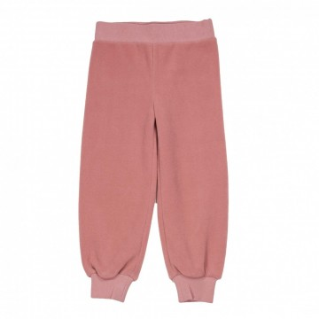 Memini | Aspen Fleece Pant, burned rose