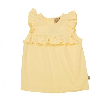 MeMini | Clara Top Pale Yellow