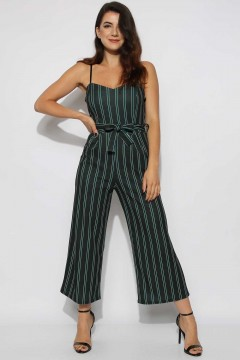 Missi | Jumpsuit Buksedress striper