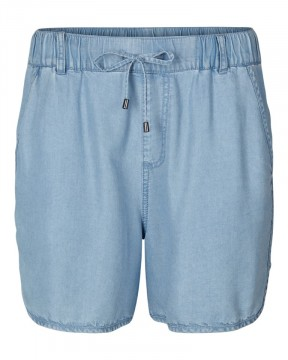 Freequent | Allie Shorts, Light Blue