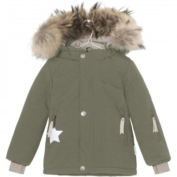 Mini A Ture | Wessel Fur, Clover Green