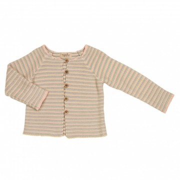 Memini | Frikk Baby Cardigan Dusty peach