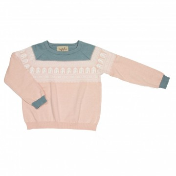 Memini | Bo Sweater Dusty Peach
